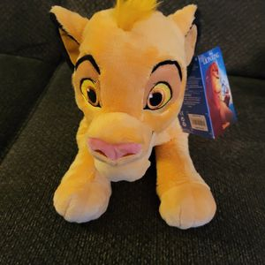 Lion king plush medium size for Sale in Lynwood, CA