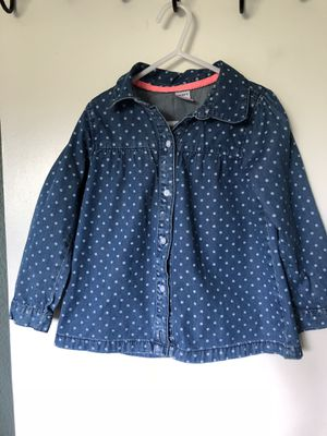Carters Toddler Polka Dot (Size 5T) for Sale in Upland, CA
