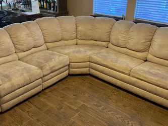 Sectional Sofa Set / With Sofa Bed And Recliner !! for Sale in Manor,  TX