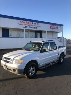 2003 Ford Explorer Sport Trac XLT for Sale in West Sacramento, CA
