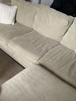 Couch with Ottoman for Sale in Chicago,  IL