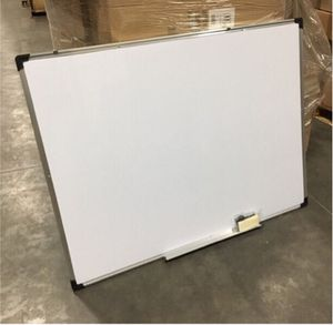 New 47x35 inches dry erase marker writing tutor board with eraser included magnetic for Sale in La Mirada, CA