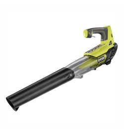 RYOBI ONE+ 100 MPH 280 CFM 18-Volt Lithium-Ion Cordless Battery Jet Fan Leaf Blower (Tool Only)- NEW IN BOX for Sale in San Antonio,  TX