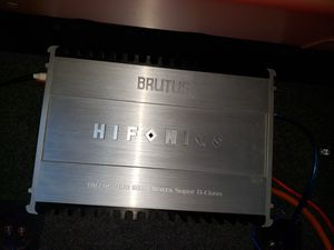 Amplifier for Sale in HOFFMAN EST, IL