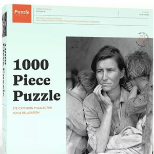Migrant Mother 1000 Piece Puzzle for Sale in Ottawa, KS