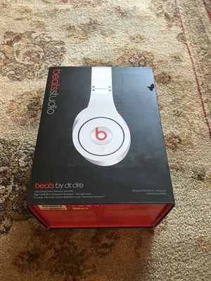 Beats studio Empty 📦 for $5 for Sale in Burbank, CA