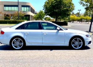 2012 ***Audi*A4 I-4* LEATHER SUNROOF GOOD TIRES for Sale in Lynchburg, VA