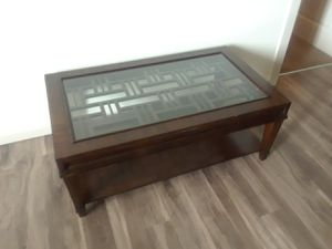 Wooden coffee table for Sale in St. Louis, MO