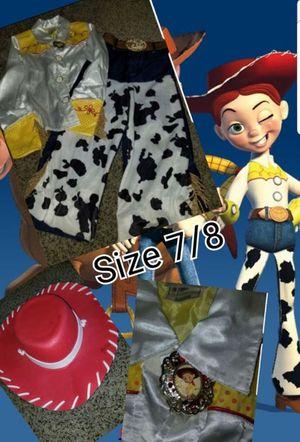 Toy story Jessie size 7/8 for Sale in Fontana, CA
