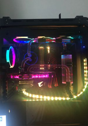 Beast gaming and editing computer for Sale in Westfield, MA