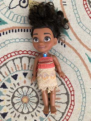Moana doll with music for Sale in San Diego, CA