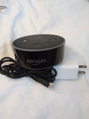 AMAZON ECHO DOT SMART ASSISTANT SPEAKER WITH ALEXA VOICE for Sale in Escondido, CA
