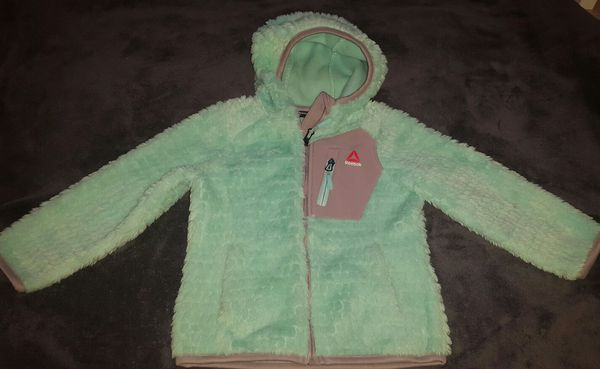 Girl Reebook jacket 4t