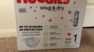 Huggies diapers for Sale in Austin, TX