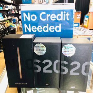 Samsung S20 Note 20 With Financing for Sale in Garden Grove, CA