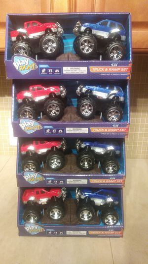 Boys truck sets for Sale in St. Petersburg, FL