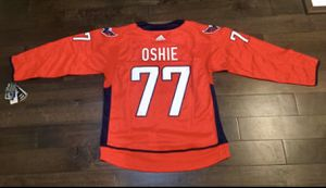 NEW Washington Capitals Oshie #77 size Large for Sale in Chantilly, VA