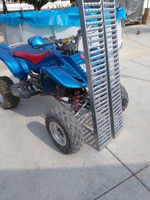 Atv loading ramps for Sale in Hesperia, CA