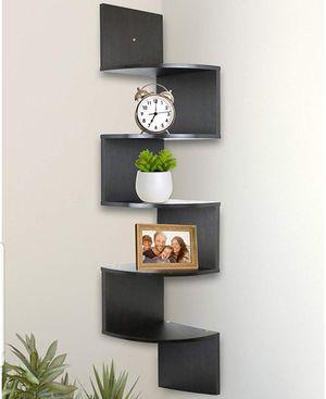 5 Tier Wall Mount Corner Shelves Bedroom Living Room Shelving for Sale in Wilkes-Barre, PA