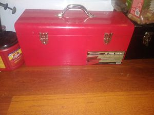 TOOL BOX COMPLETELY FULL OF CRAFTSMAN TOOLS WEIGHS OVER 100 LBS for Sale in Columbus, OH