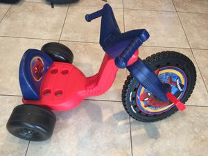 Spider-Man 3wheeler for Sale in Hollywood, FL