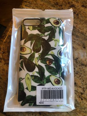 iPhone 8 or 7 Plus Phone Case for Sale in Beaumont, CA