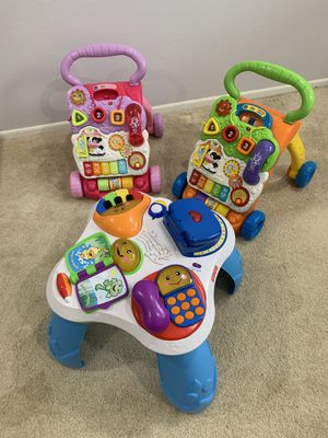 Baby Toddler Kids Toys Walkers for Sale in Chino Hills, CA
