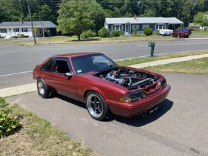 1992 mustang lx cobra saleen gt notchback for Sale in Springfield, MA