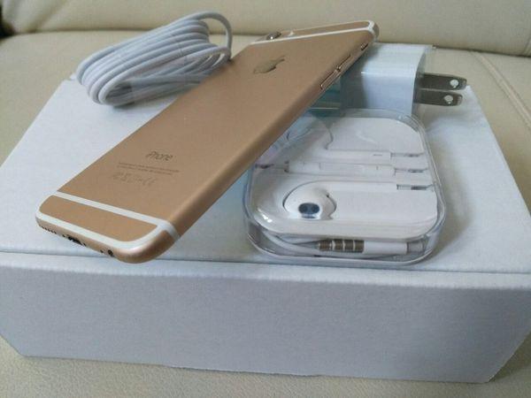 iPhone 6 Plus, Factory Unlocked, Excellent Condition.