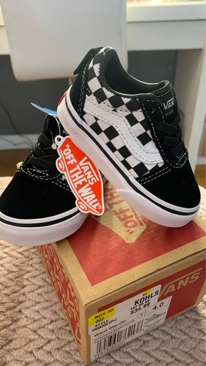 Boys vans for Sale in Pico Rivera, CA