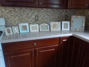 Seashell picture frames for Sale in Forked River, NJ