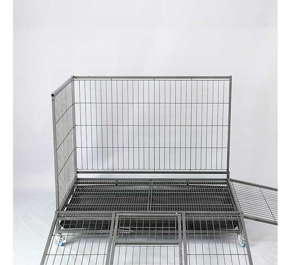 "Brand new 37"" foldable dog cage"