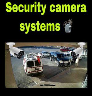 Security cameras systems installations 8 set! Hablo Espanol for Sale in Cedar Hill, TX