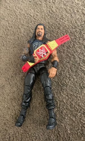 Roman reigns , wwe action figure for Sale in Downey, CA