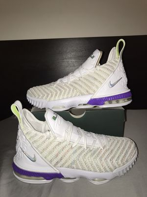 """LeBron 16 """"buzz light year"""" for Sale in Annandale, VA"""