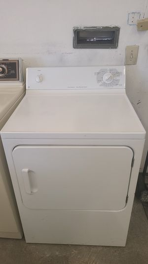 White GE Dryer #62 for Sale in Denver, CO