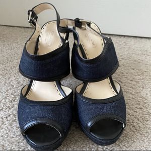 Coach Denim Heels for Sale in Lorton, VA