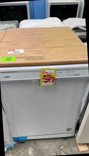 Whirlpool dishwasher 😱😱😱🔥🔥🤯 LQN2G for Sale in Ontario, CA
