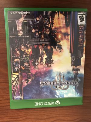 Kingdom Hearts 3 for Sale in Braintree, MA