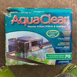 AquaClear Fish Tank Power Filter for Sale in Phoenix,  AZ