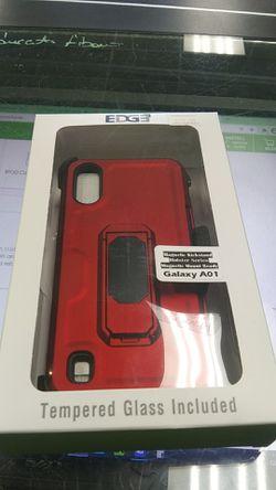 Samsung Galaxy A01 EDGE casec for Sale in San Angelo,  TX