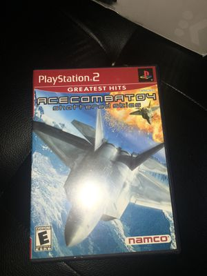Ace Combat 4 GH (Sony Playstation 2 ps2) Complete for Sale in Hialeah, FL
