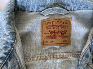 Levis jacket size large for Sale in Oak Lawn, IL