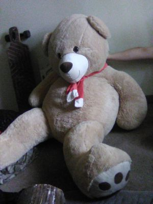 Giant teddy bear for Sale in Forest Grove, OR