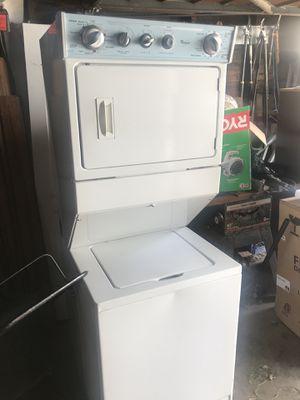 Whirlpool Double Decker Washer/Dryer for Sale in Detroit, MI