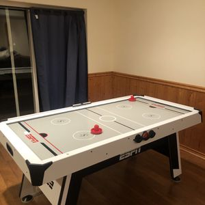 "72"" Air Hockey Table - ESPN - High Quality -Great Shape for Sale in Ashburn, VA"