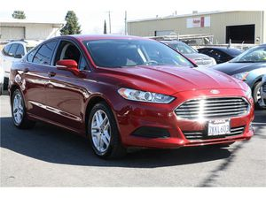 2014 Ford Fusion for Sale in Fresno, CA