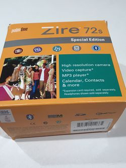 PalmOne Zire 72 Special Edition for Sale in Farmington Hills,  MI