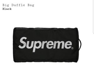 Supreme Duffle and Utility bag for Sale in San Diego, CA