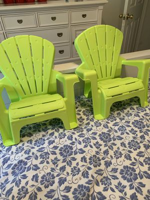 Kids Chairs - Never Used for Sale in Delray Beach, FL